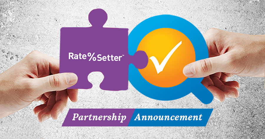 RateSetter and The Quote Company New Partnership